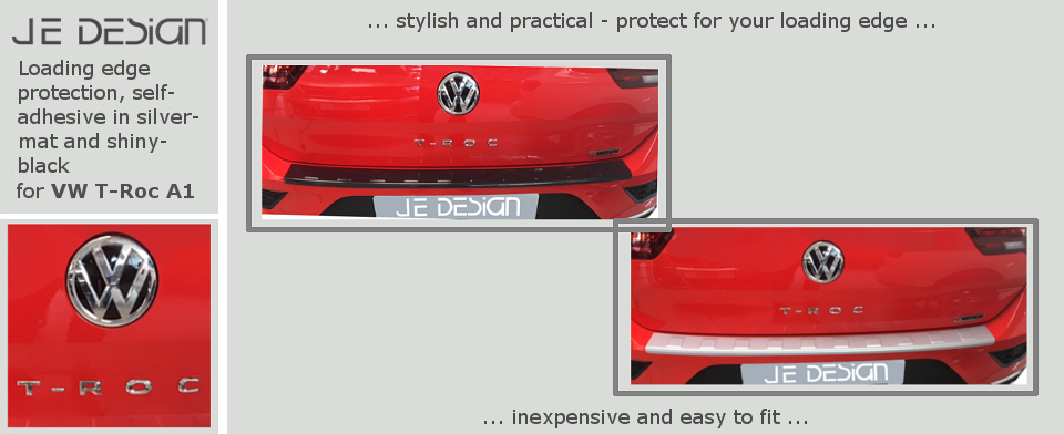 edge protection VW T-Roc A1