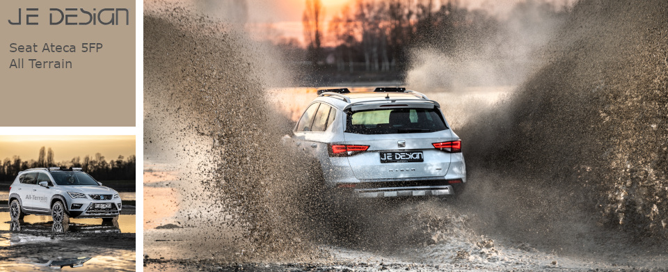 Seat Ateca 5F All Terrain