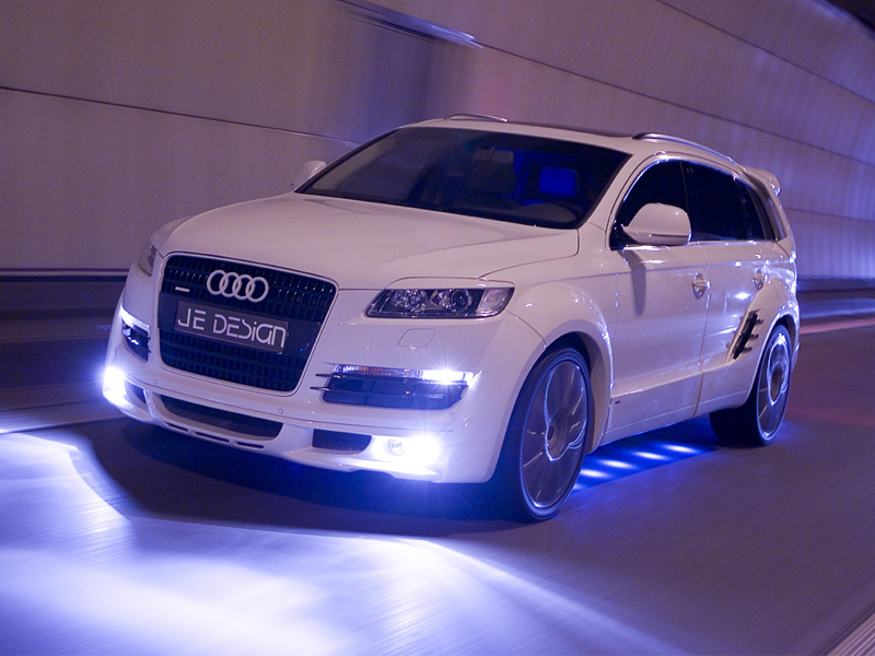 Audi Q7 4l Styled By Je Design