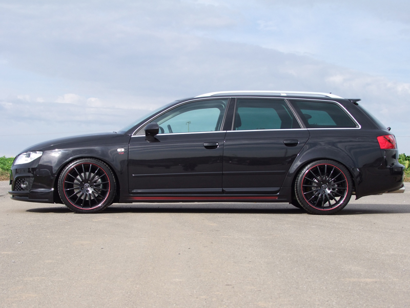 Seat Exeo 3r St Styled By Je Design