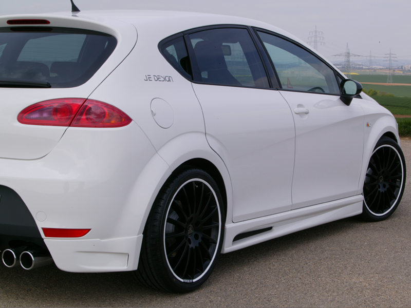 Seat Leon 1p Fr Cupra Styled By Je Design