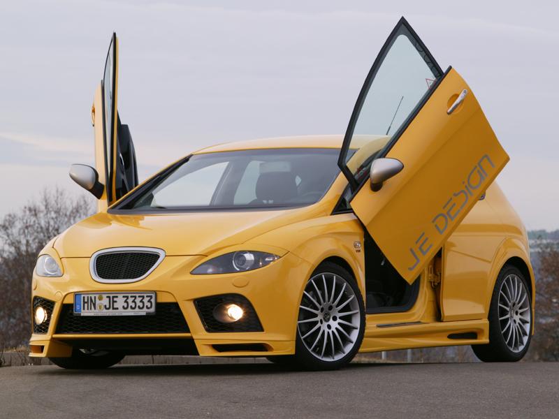 Seat Leon 1P FR / CUPRA styled by JE Design