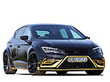 Leon 5F Cupra 300 5-doors widebody
